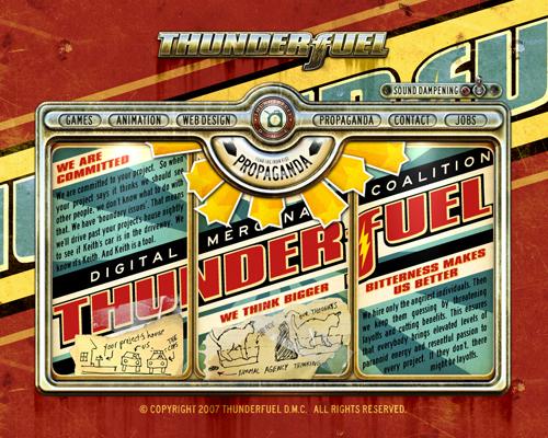 ThunderFuel.com