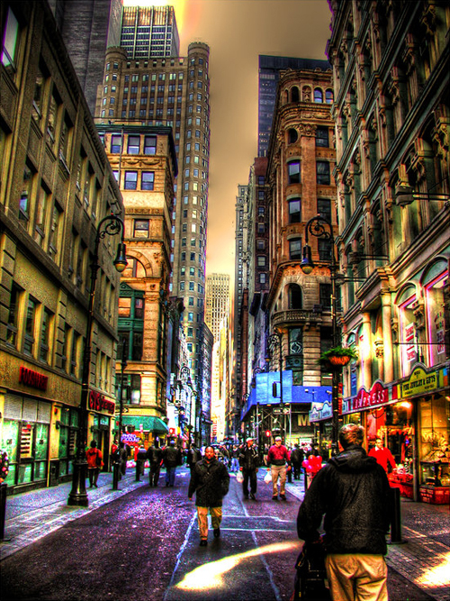 HDR Fotografie New York