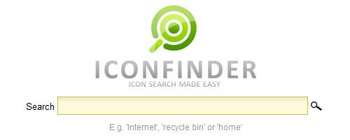 Vyhledávání ikon