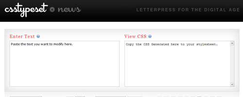 Styl textu přes CSS