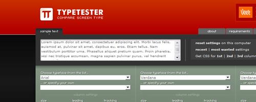 Styl textu přes CSS s více náhledy