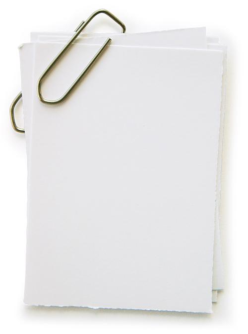 Textura papírů